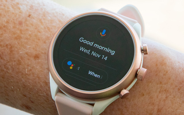 Снимка: Google купи за $40 милиона от Fossil секретна технология за смарт часовници
