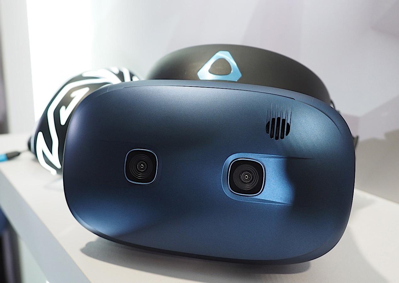 Компанията HTC представи на изложението CES 2019 новите модели на