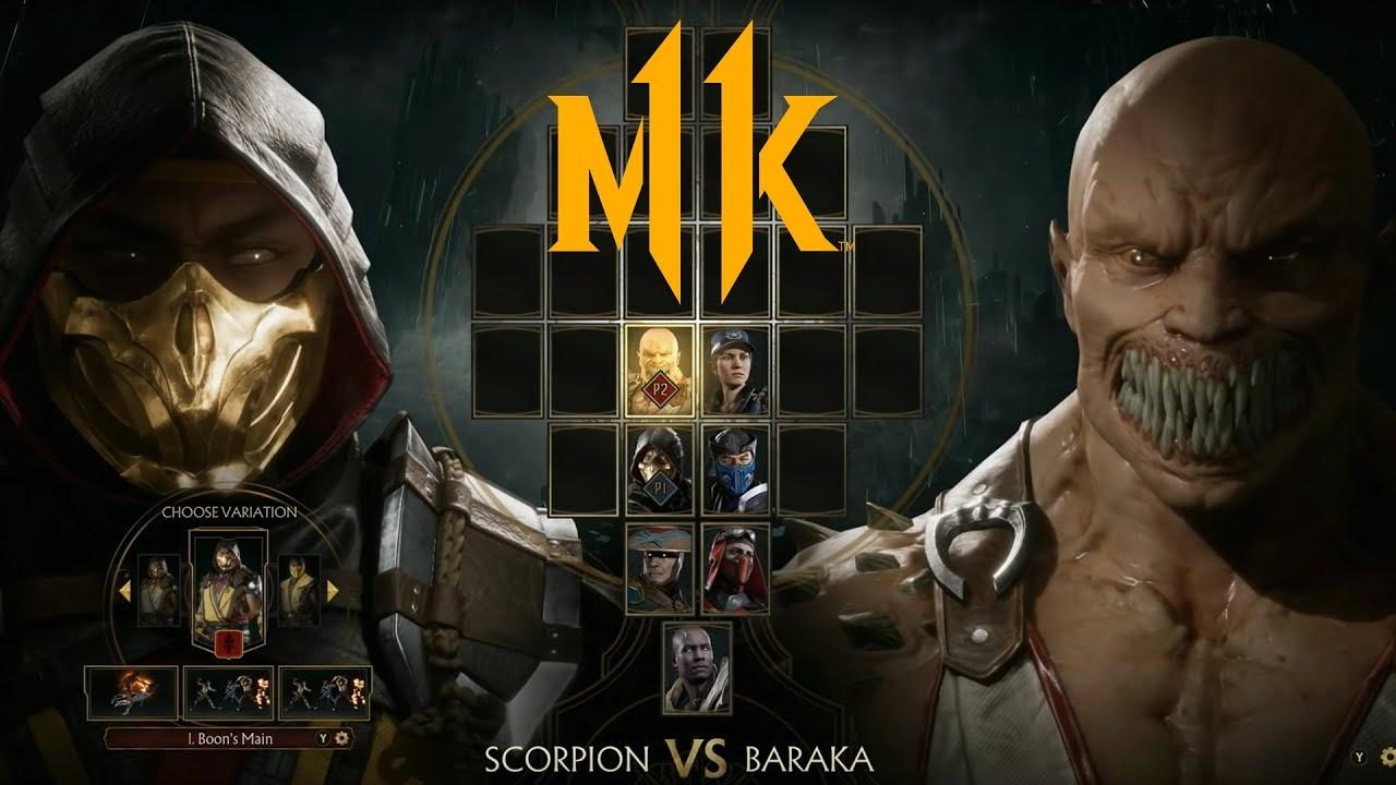 Досега не сме видели много от следващия Mortal Kombat, което
