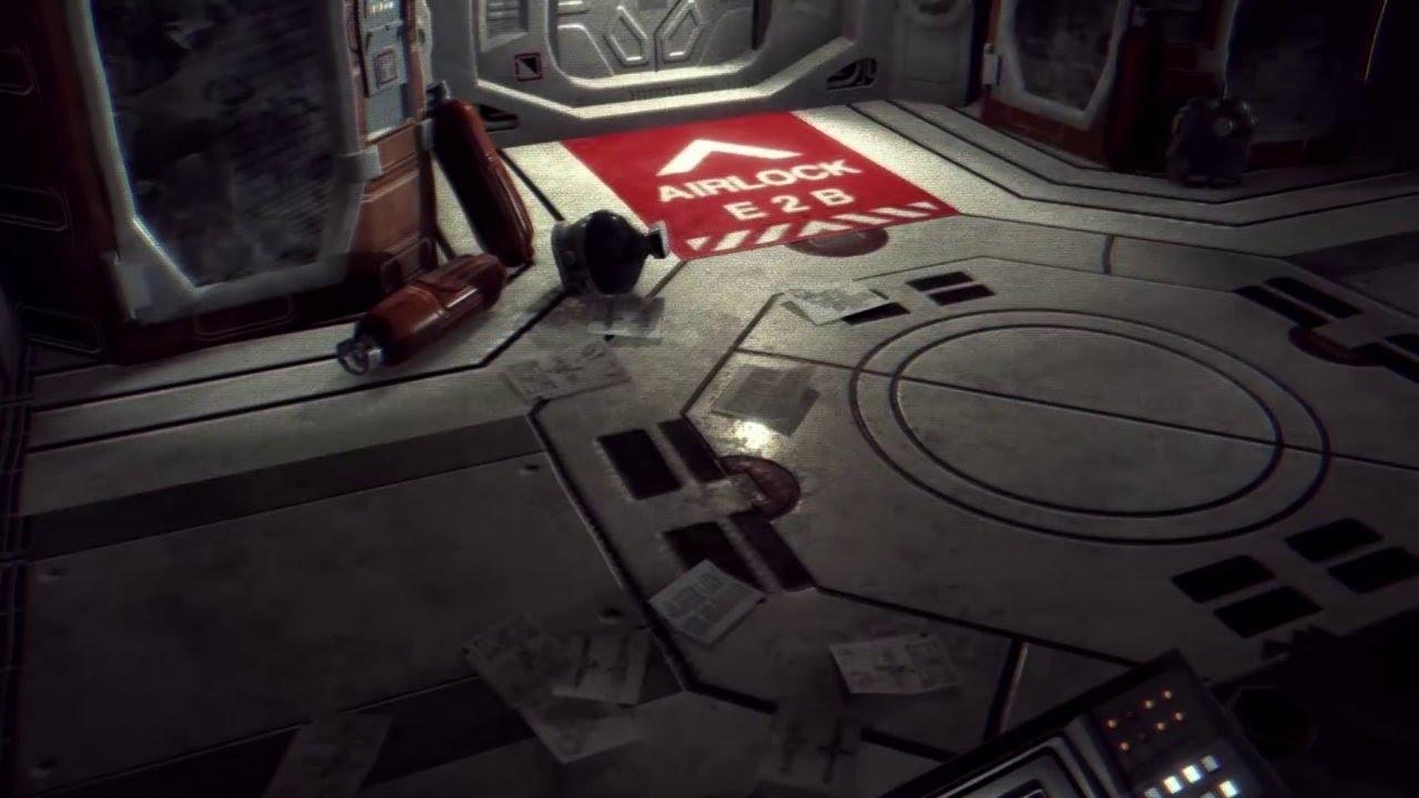 Снимка: Анонс на Alien: Blackout
