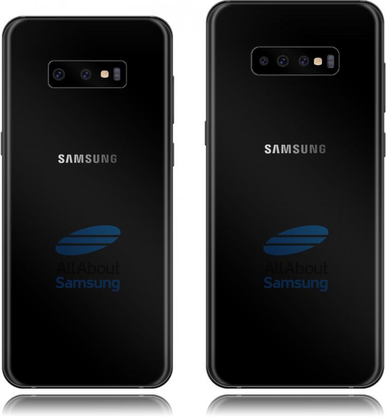 Снимка: Тройна камера и 512 GB вградена памет: изтекоха особеностите на Samsung Galaxy S10