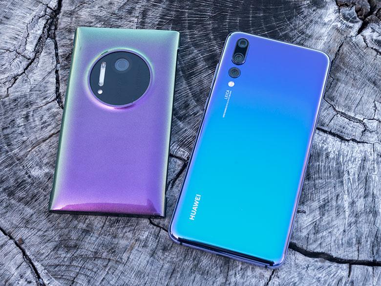 През 2018 година китайската компания Huawei представи на пазара своя