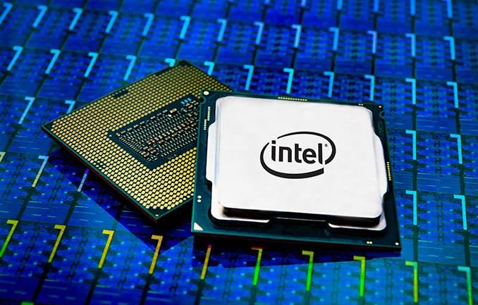Intel  8- Core i9