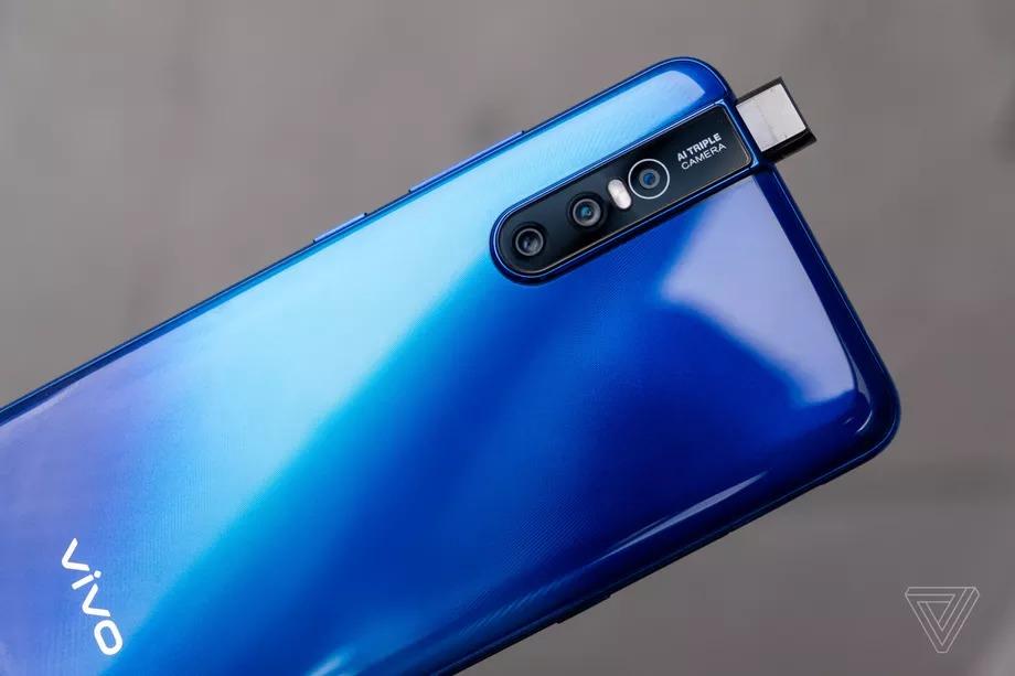 Компанията Vivo представи своя пореден смартфон от средно ниво. Това