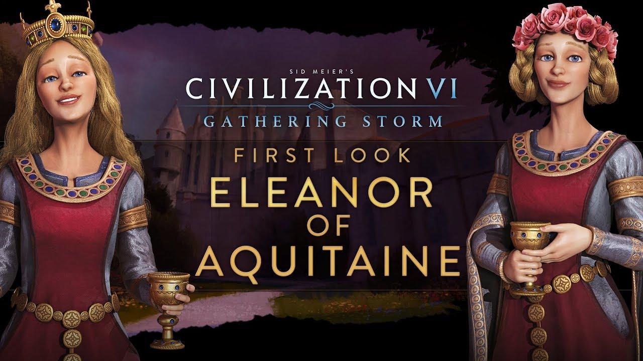 Новият експанжън Civilization VI: Gathering Storm излиза само след два