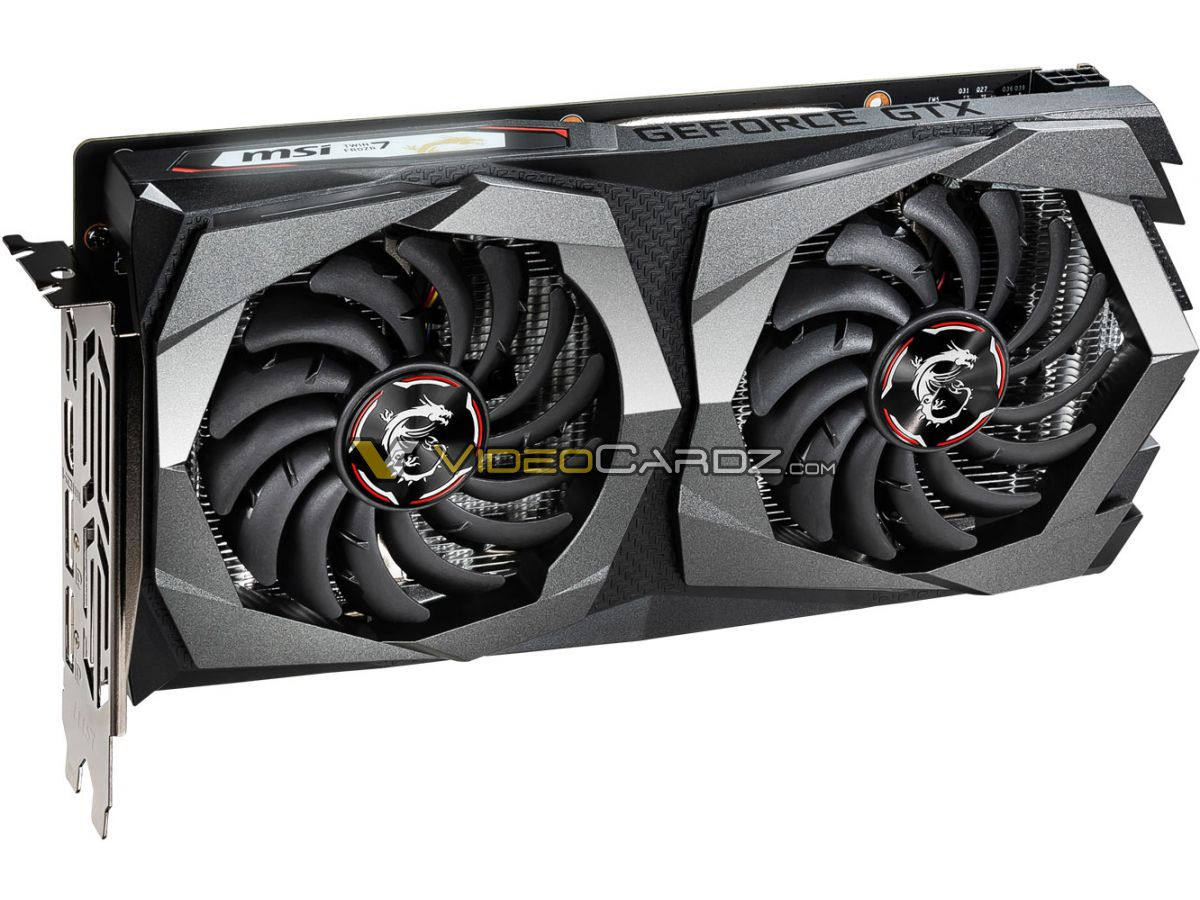 Излезе информация за GeForce GTX 1650 видеокартите на Asus, Gigabyte и MSI