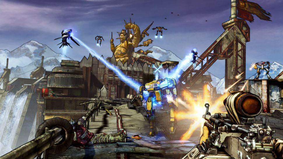 Снимка: Borderlands 2 видя ръст на конкурентните играчи в Steam последната седмица