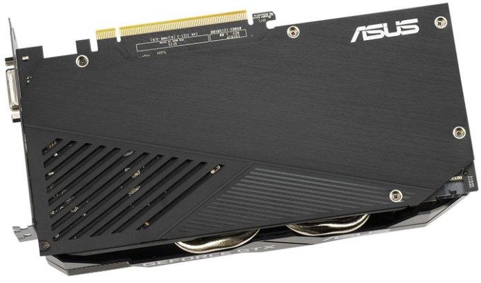 ASUS    Dual GeForce GTX 1660 Ti EVO