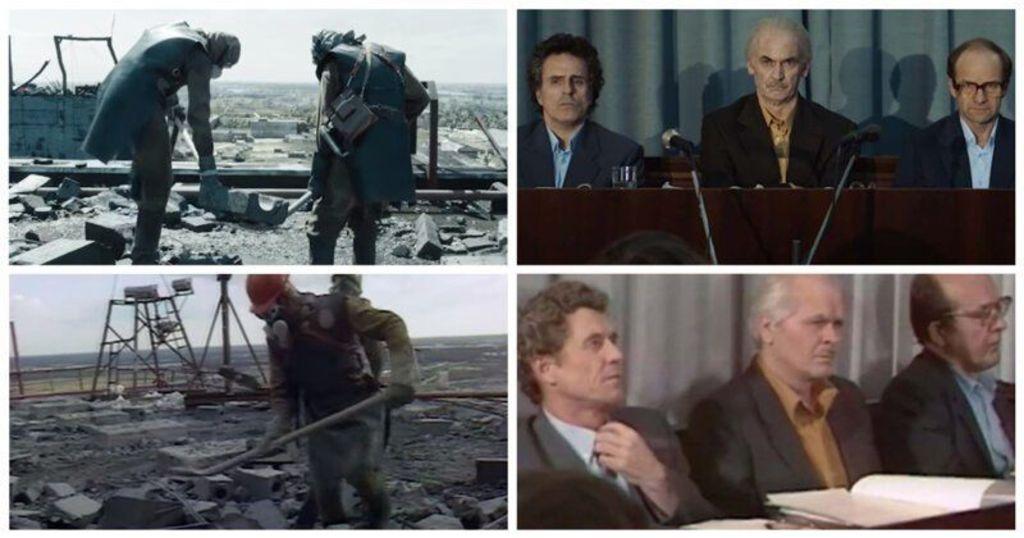 """Мини сериалът """"Чернобил"""" (Chernobyl) на телевизионната мрежа HBO бе признат"""