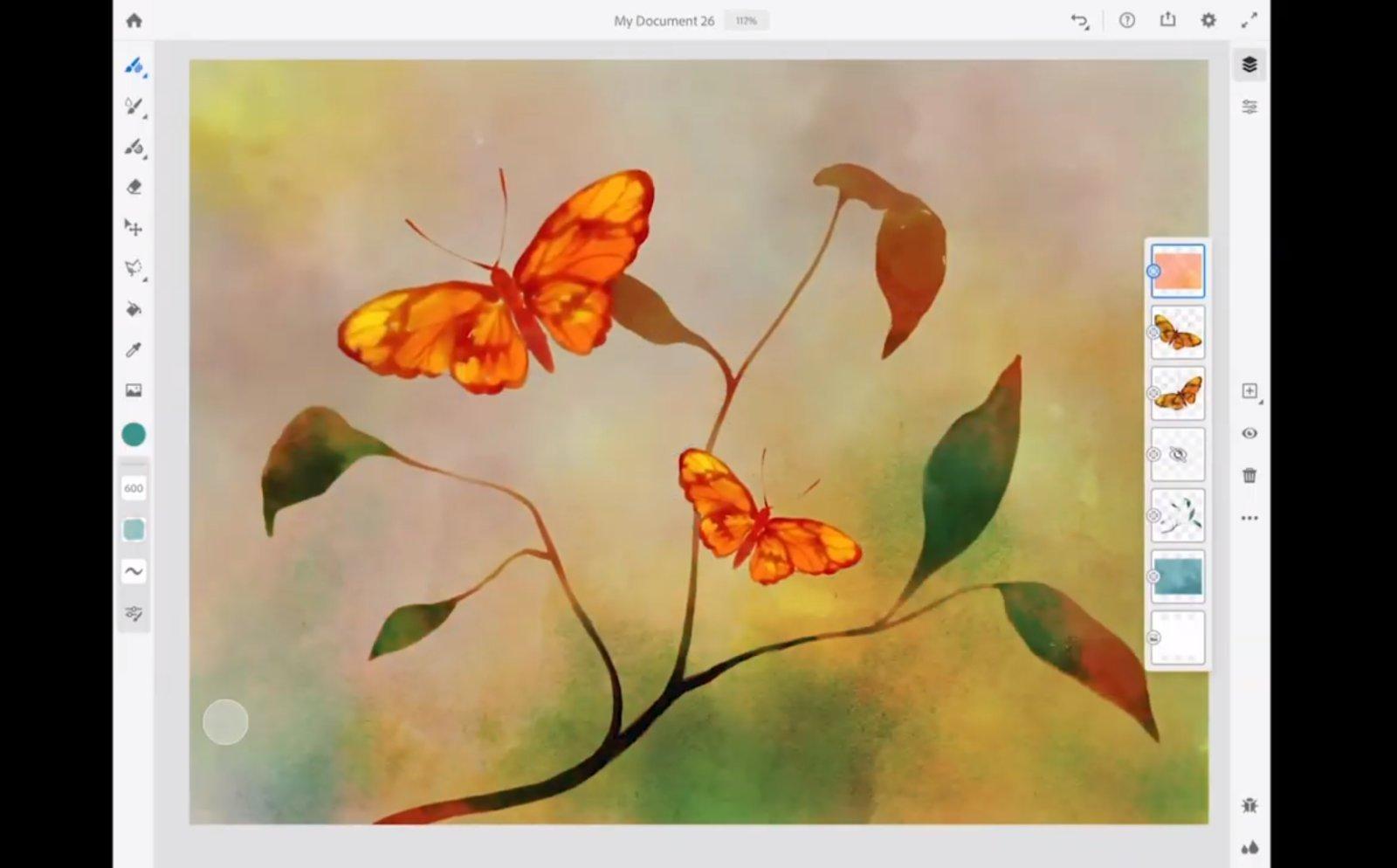 Adobe ще издаде алтернатива за Photoshop – Adobe Fresco
