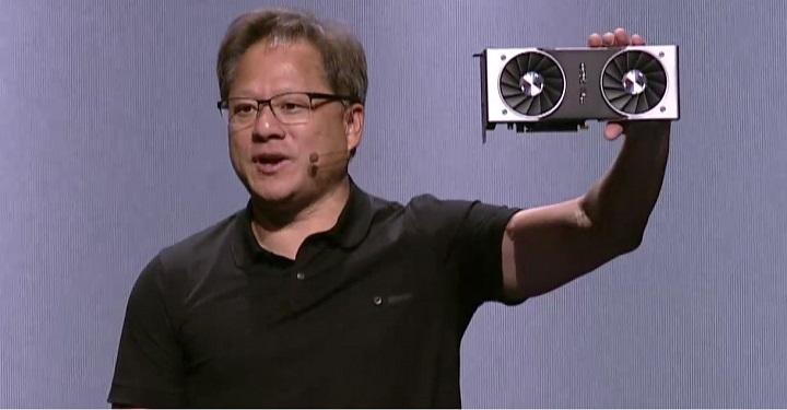 Малко преди събитието Computex 2019 компанията Nvidia показа кратък тийзър