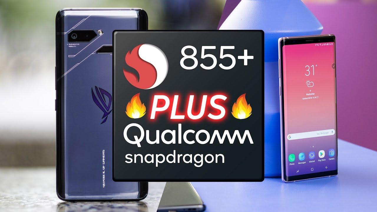 Qualcomm представи новата си мобилна платформа – Snapdragon 855 Plus.