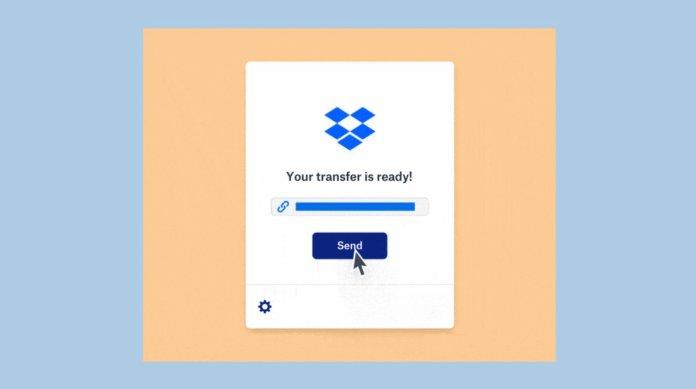 Dropbox Transfer         100GB