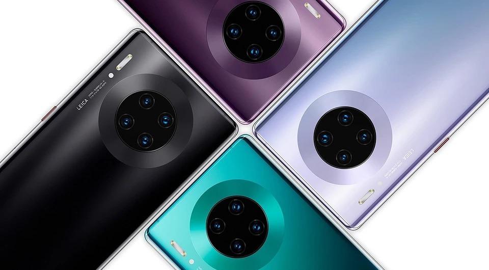 Победител в тази своеобразна класация е флагманският смартфон Huawei Mate