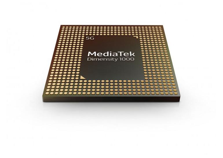 Компанията MediaTek представи новата серия системи върху чипа Dimensity с