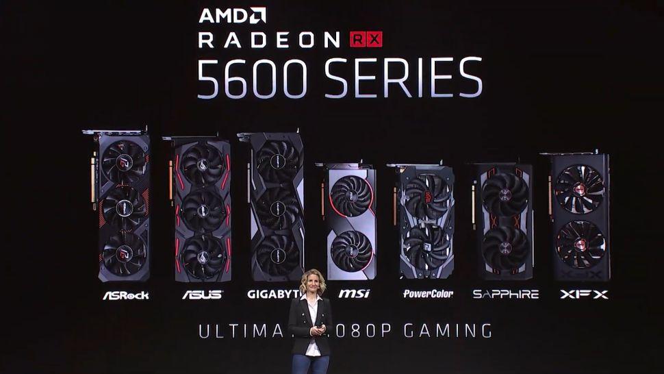 AMD забързва RX 5600 XT, за да отговори на по-ниската цена на RTX 2060 на Nvidia