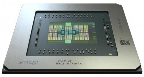 В края на 2019 година AMD е изпреварила Nvidia по продажби на видеокарти