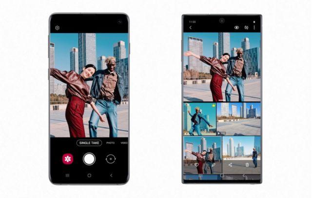 Някои от функциите на Samsung Galaxy S20 ще дебютират на S10 серията