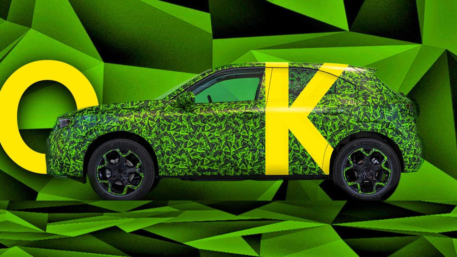 Новата Mokka – Opel се концентрира върху емблемите с името на модела