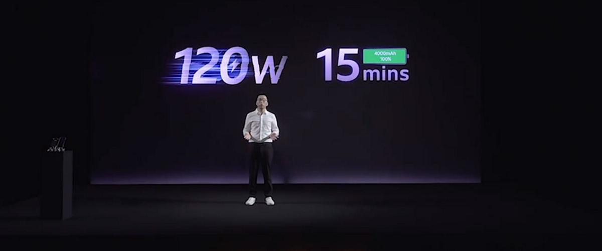 Технологията iQOO FastCharge зарежда смартфон с 4000 mAh батерия до 100% само за 15 минути