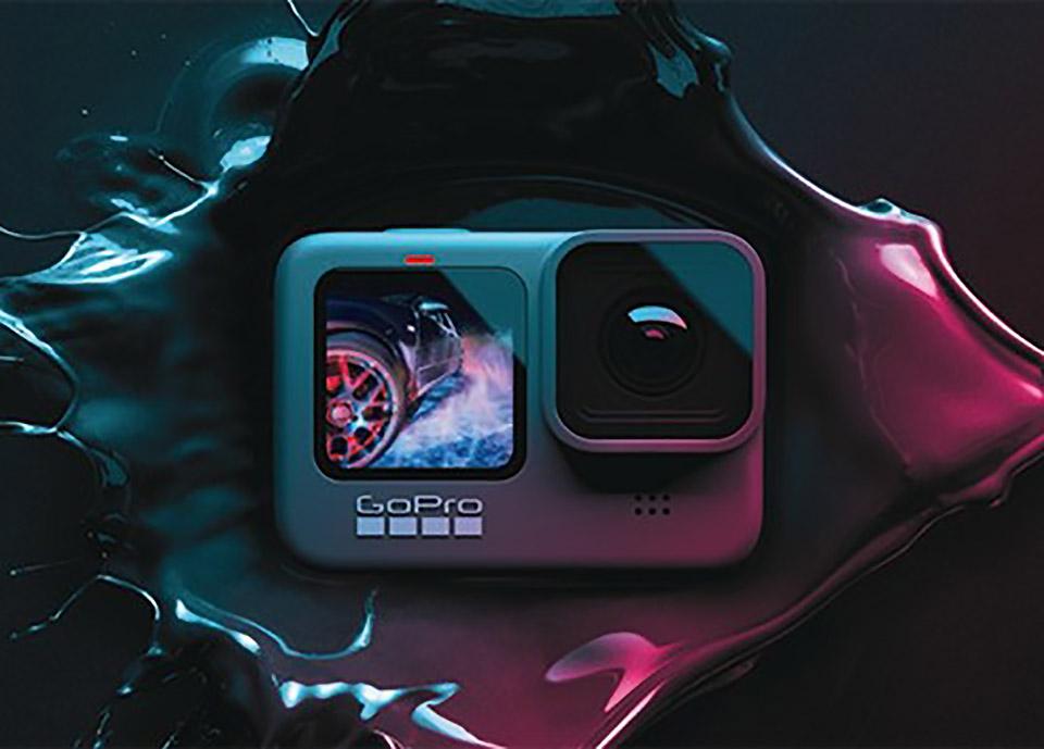 GoPro HERO 9 Black – новата екшън камера с 5K видео и 30% по-добър живот на батерията