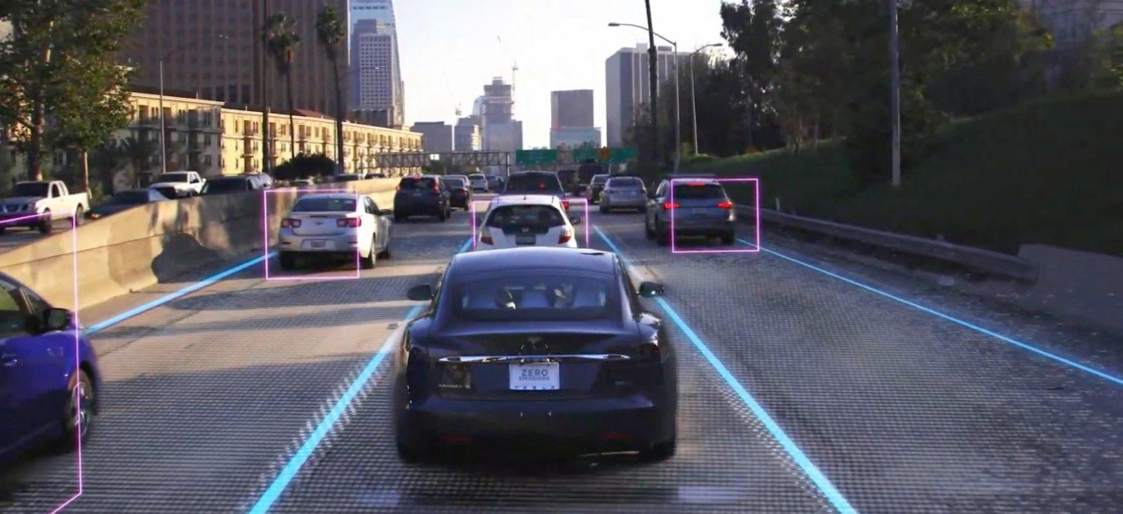 Нови подробности за бета версията на автопилота на Tesla