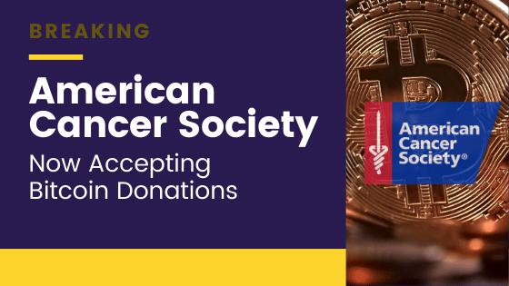 В САЩ бе създаден криптовалутен благотворителен фонд за борба с рака