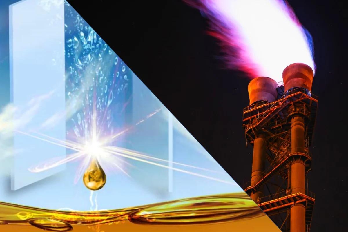 Нов катализатор преобразува метана в метанол при стайна температура