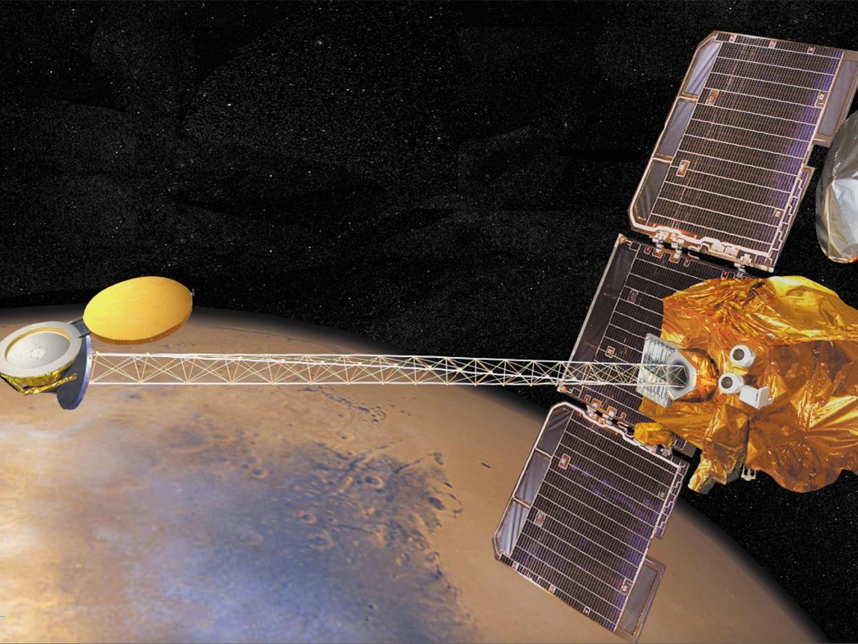 НАСА сподели интересно ново изображение, за да отбележи годишнината на