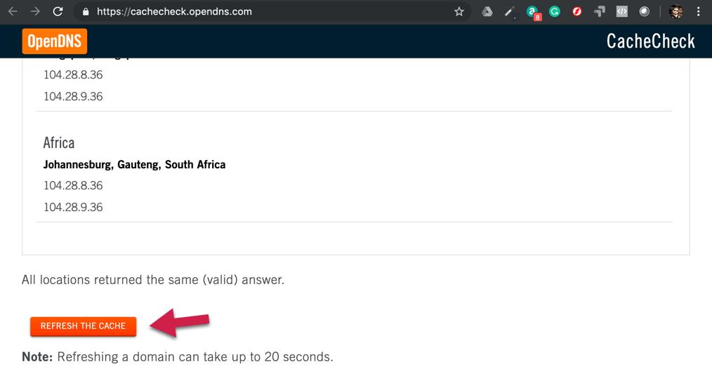 Open DNS 2