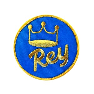 Rey Patch (Blue)