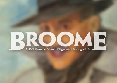 SUNY Broome Alumni Magazine Spring 2015