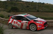 Giandomenico Basso, Lorenzo Granai (Ford Fiesta R5 LDI #3, Movisport)