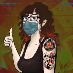 Vaccine Portrait