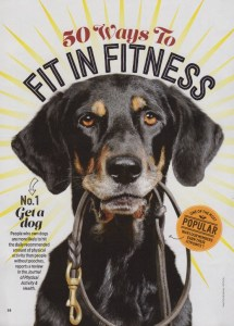 50 Ways to Fit in Fitness