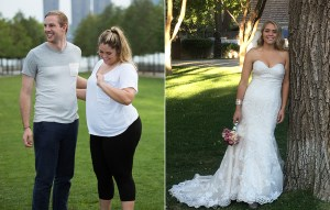 These 7 Brides Said No To Crash Dieting And Still Lost Weight