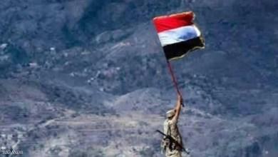 تصویر آزاد سازی شهر ساحلی میدی از دست شورشیان حوثی