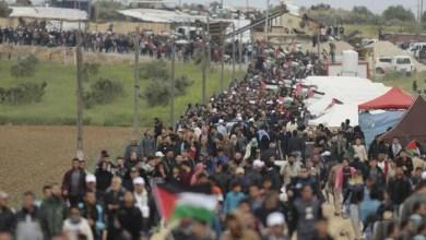 Photo of در اعتراضات موسوم به جمعه یتیم چهار فلسطینی شهید و صدها تن زخمی شدند