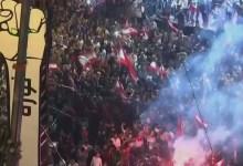 Photo of تداوم حمله خشونتبار حزبالله و حزب امل به تظاهرکنندگان لبنانی
