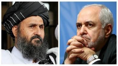 Photo of طالبان: ملابرادر و جواد ظریف در تهران دیدار کردند