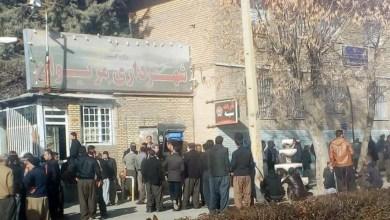 Photo of کارگران شهرداری مریوان ماههاست حقوقی نگرفتهاند