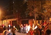 Photo of آتشسوزی در یک مجتمع مسکونی  در اهواز، بر فهرست مشکلات مردم در این شهر افزوده شد