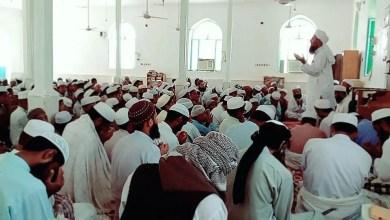 تصویر بیانیه اعتراضی یک مدرسه دینی درخصوص بازداشت مولانا فضلالرحمن کوهی