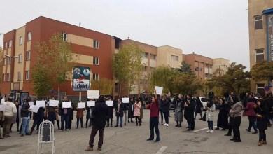 Photo of تجمع اعتراضی دانشجویان چندین دانشگاه ایران در روز دانشجو