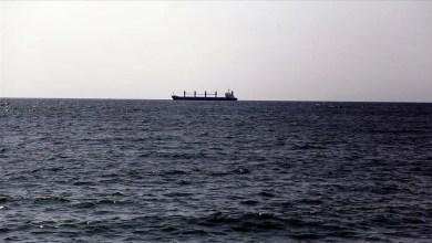 تصویر ناو جنگی بریتانیا یک محموله ۴.۳ میلیون دلاری مواد مخدر را در دریای عمان توقیف کرد
