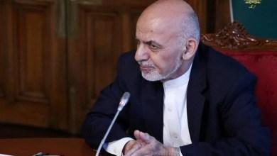 تصویر رئیس جمهوری افغانستان در تماس با روحانی: از خاک افغانستان علیه کشور دیگری استفاده نخواهد شد