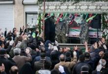 Photo of برگزاری مراسم خاکسپاری عمومی یک فرمانده پیشین سپاه جنجال ساز شد