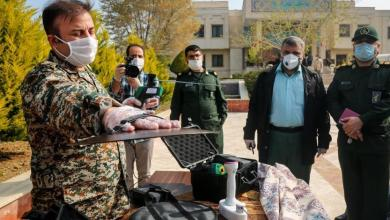 تصویر وزارت بهداشت:                   دستگاه ویروسیاب سپاه پاسداران مجوز ندارد