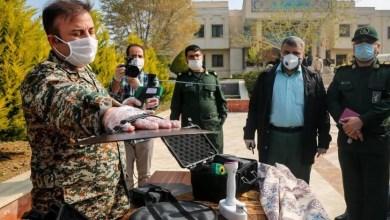 Photo of وزارت بهداشت:                   دستگاه ویروسیاب سپاه پاسداران مجوز ندارد