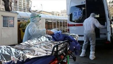 تصویر شناسایی بیش از دوهزار بیمار جدید مبتلا به ویروس کرونا در ۲۴ ساعت گذشته در ایران